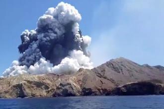 Выживших нет: извержение новозеландского вулкана погубило туристов