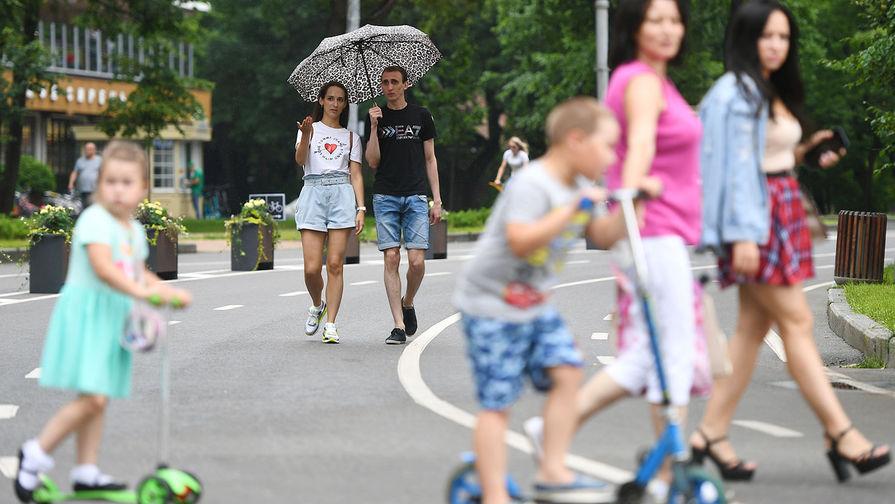До 23С ожидается в Москве 13 августа