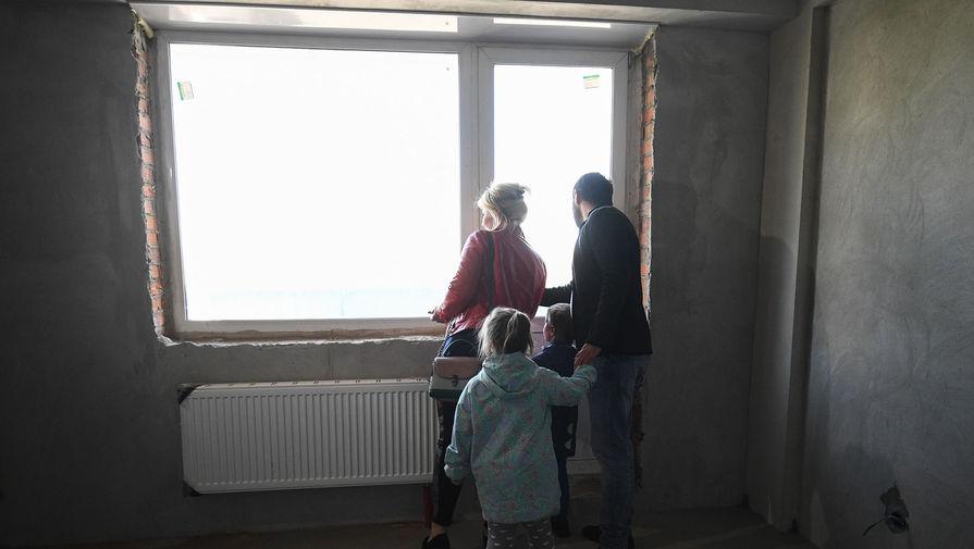 Средняя площадь квартир в Москве за 20 лет снизилась на четверть