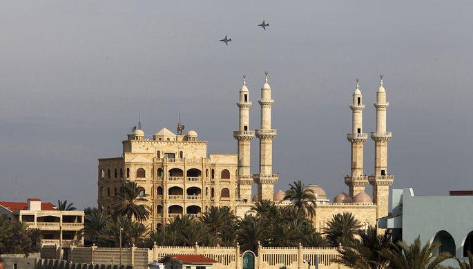 Убиты местные жители: США ударили по Сирии белым фосфором