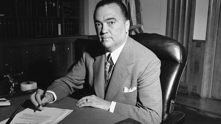 Эдвард Гувер, 1942 год