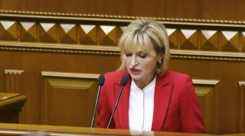 Представитель Порошенко уходит в отставку