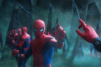 Кадр из фильма «Человек-паук: Вдали от дома» (2019)