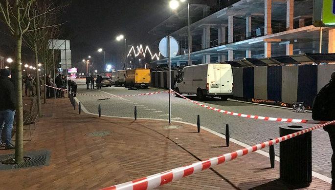 За место на рынке: мужчина устроил стрельбу в Калининграде