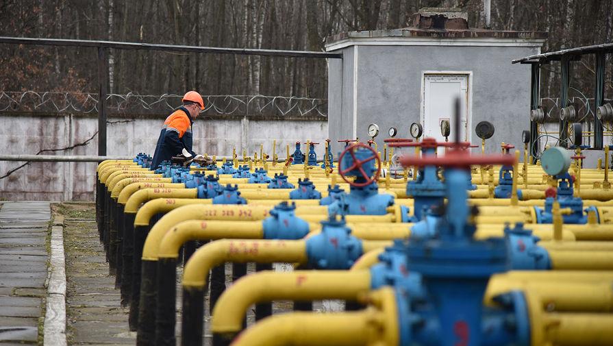 На Украине пожаловались на сокращение российского транзита газа
