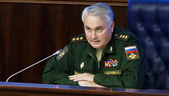«Одни домыслы»: СБУ обвинила российского генерала в организации «Иловайского котла»