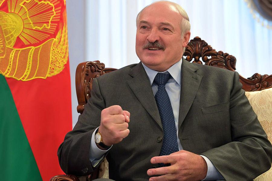 Лукашенко: гибридная РІРѕР№РЅР° ЕС против Белоруссии подталкивает РєС'ретьей РјРёСЂРѕРІРѕР№