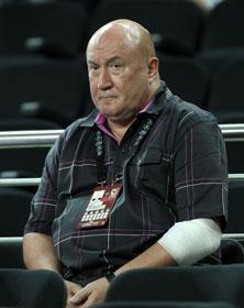 Сергей Чернов поставил высокие задачи