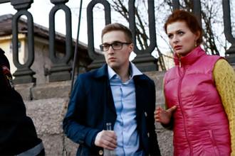 Кадр из клипа группы «Ленинграда» «В Питере — пить»