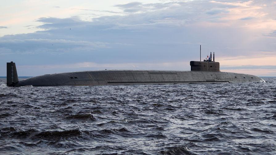Атомный подводный ракетный крейсер стратегического назначения «Князь Владимир» проекта 955А (шифр «Борей-А»)