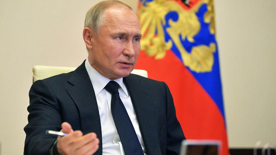 Путин считает ситуацию с COVID-19 сложнее, чем кризис 2008 года