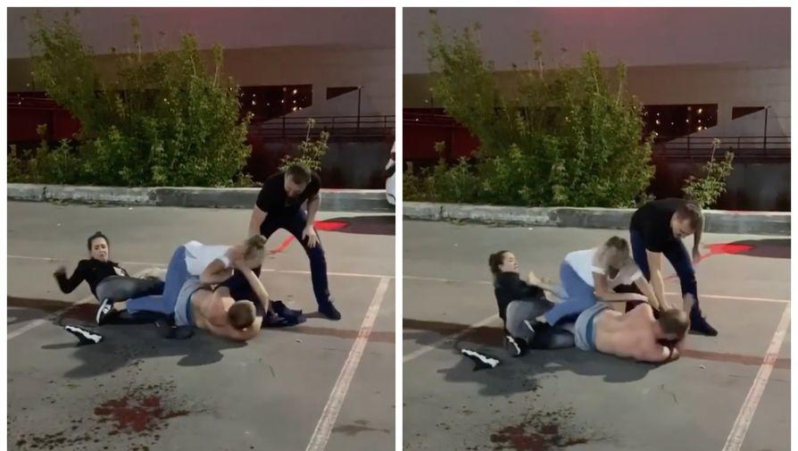 """""""Избивали инвалида"""": вдова пыталась задавить боксера за убийство"""