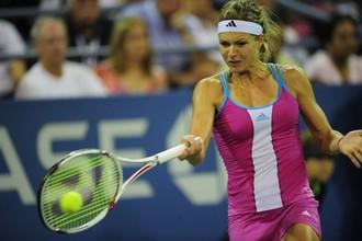 Мария Кириленко вышла в полуфинал турнира в Китае