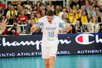 Максим Михайлов принес казанскому «Зениту» победу над итальянским «Трентино»