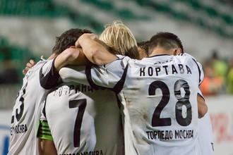 «Торпедо» сыграло вничью с «Сибирью» в матче без зрителей