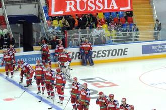 На прошлогоднем Кубке Первого канала сборная России заняла только третье место