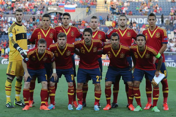 Сборная Испании U-21