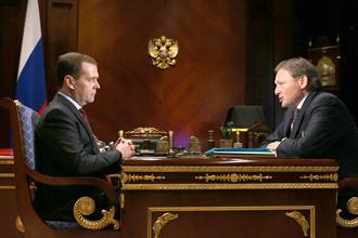 Борис Титов предложил застраховать вклады и счета индивидуальных предпринимателей по схеме, которая действует в отношении вкладов и счетов физлиц.