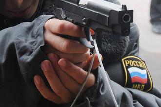 За сутки в Москве в двух перестрелках с участием полицейских погибли три человека