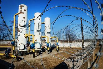 Газораспределительная станция в Донецкой области