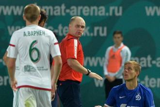Кокорин в матче против «Терека»