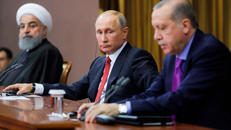 Зачем западные страны ставят под сомнение российско-турецкие отношения