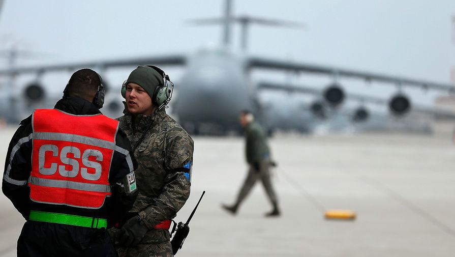 Ложная тревога: на базе США в ФРГ сработал сигнал о ракетном ударе