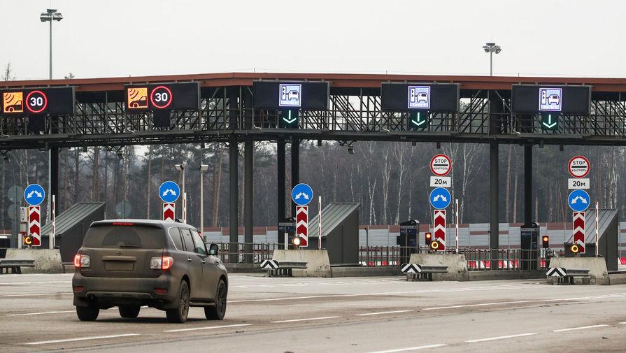 КоАП дополнили штрафом за бесплатный проезд по платной дороге