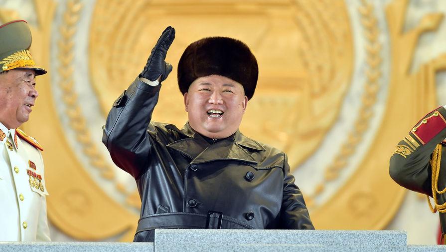 «Самое мощное оружие в мире»: КНДР показала новую ракету