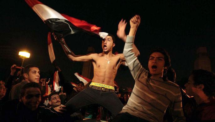Протестная декада: к чему привела «арабская весна»
