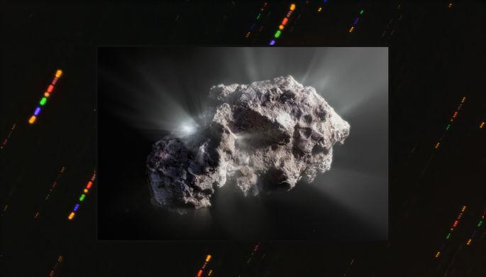 «Действительно первозданная»: первая межзвездная комета поразила ученых