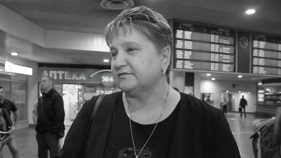 Чемпионка мира по боксу Ольга Домуладжанова (кадр из видео)