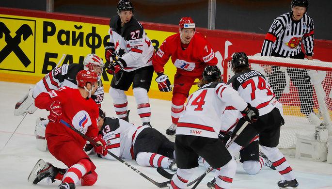 Роковой овертайм: Россия пропустила Канаду в полуфинал