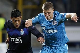 «Зенит» и «Порту» в очном противостоянии оспорят вторую путевку в плей-офф ЛЧ от группы G
