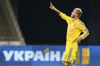 Сборная Украины сразится с Косово в отборе к чемпионату мира в России