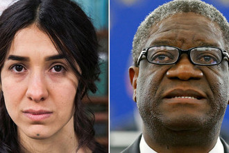 Остановить насильников: кому дали Нобелевскую премию мира