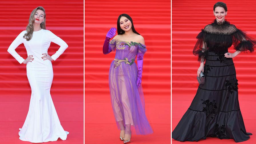 Лучшие и худшие наряды церемонии открытия ММКФ