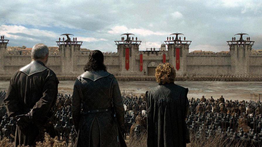 Рецензия 5 сезон игра престолов 4758