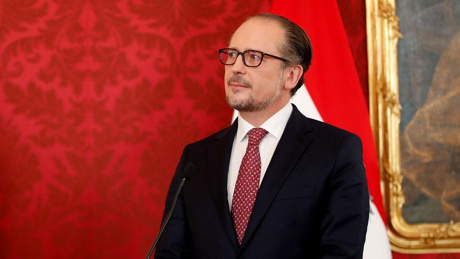 Новый канцлер Австрии назвал ложными выдвинутые против Курца подозрения