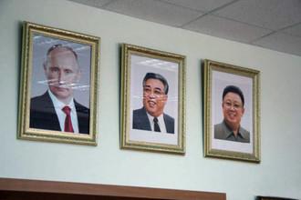 1 сентября в хабаровской гимназии № 5 открыли класс российско-северокорейской дружбы