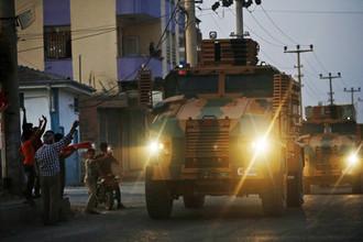 Зона опасности: что ждет турецкие войска в Сирии