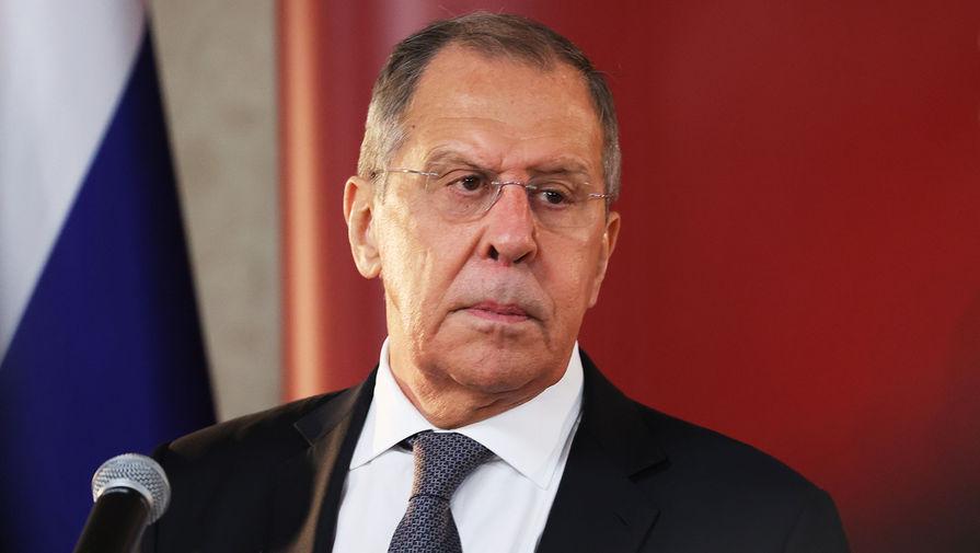 Лавров высказался о новых санкциях США против России