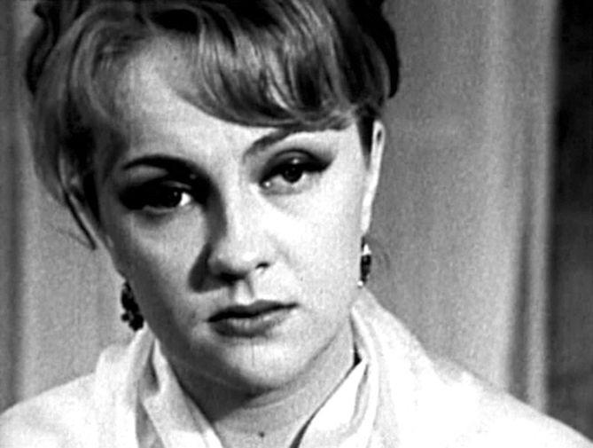 Екатерина Градова в телефильме «Таланты и поклонники» (1971)
