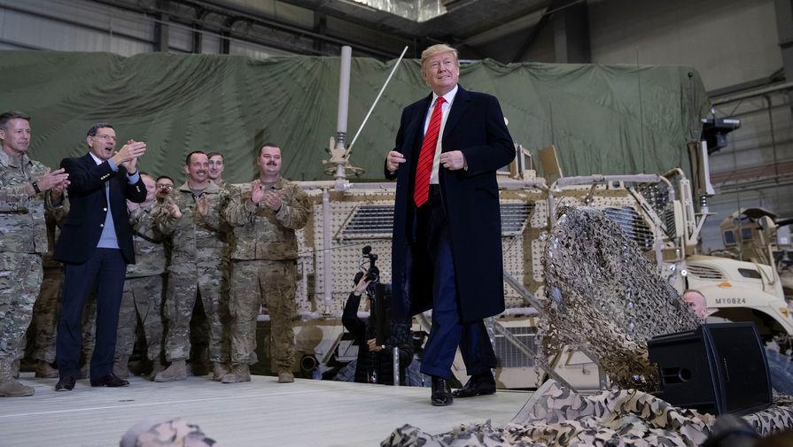 Исход из Ирака: Трамп возвращает войска на родину