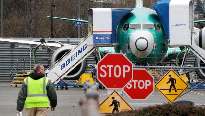 Никто не верит: Boeing отрезали от денег