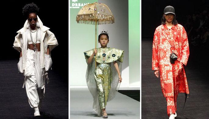 Как будто нет пандемии: как в Шанхае прошла Неделя моды