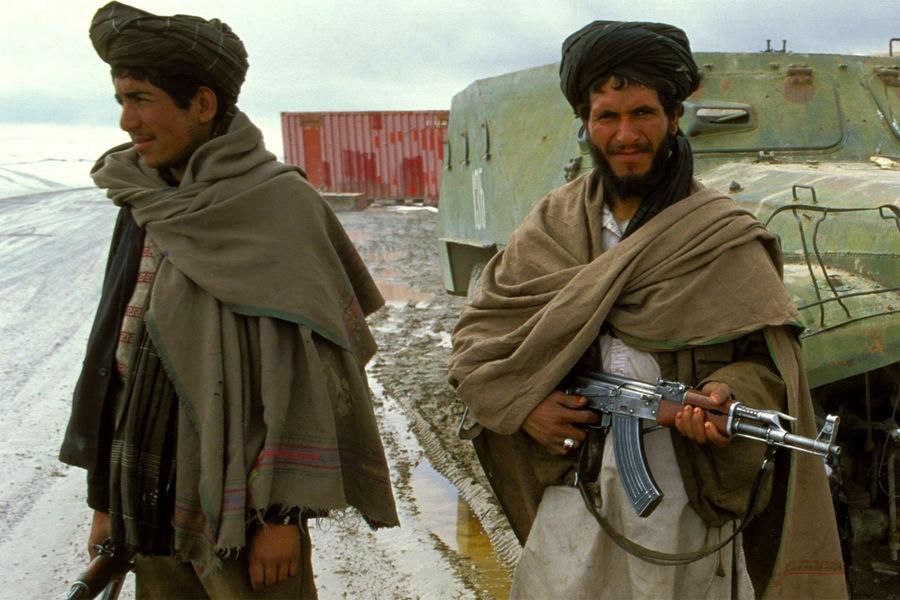 Талибы* создадут правительство черезСЃРѕРІРµС' народных представителей