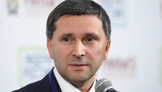 Министр природных ресурсов и экологии Дмитрий Кобылкин (сменил на посту Сергея Донского)