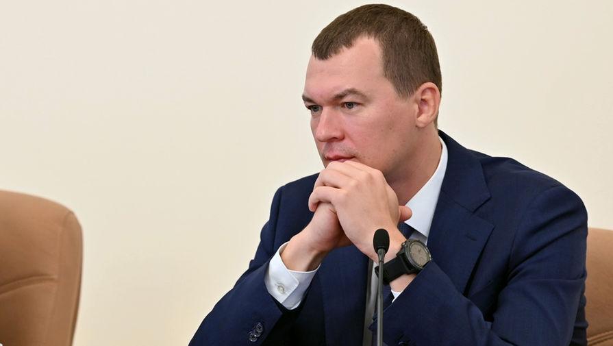 Дегтярёв объявил о новых мерах поддержки социально ориентированных НКО