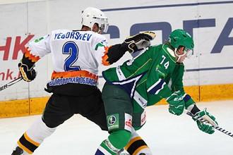 «Салават Юлаев» удручающе начал сезон в КХЛ